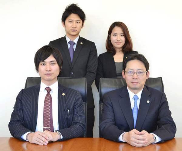 会社破産に精通した弁護士チーム